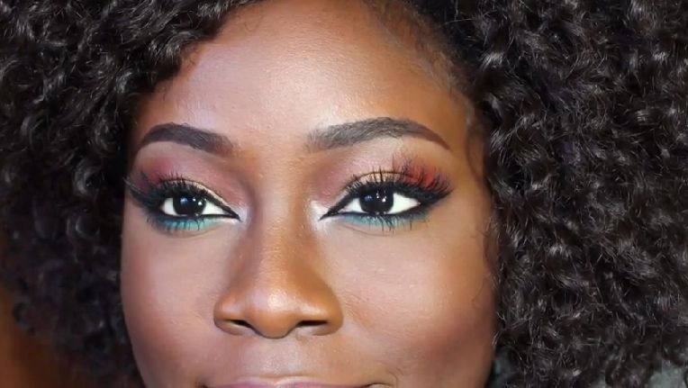 Beaute by Liz Makeup Tutorial  - BellaNaija - August 2015 (2)