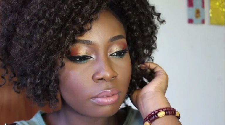 Beaute by Liz Makeup Tutorial  - BellaNaija - August 2015 (4)