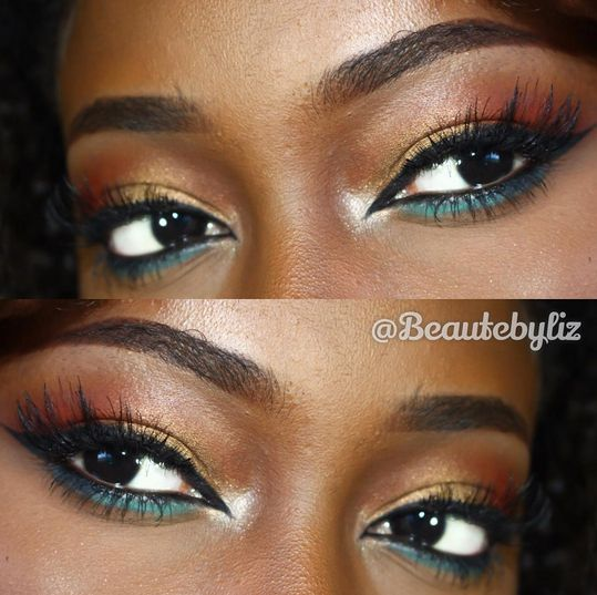 Beaute by Liz Makeup Tutorial  - BellaNaija - August 2015 (6)