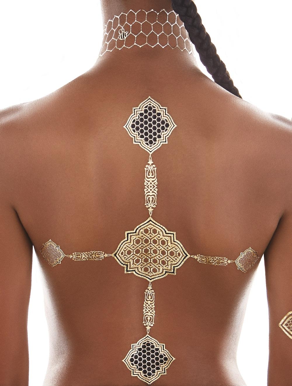 Beyonce Flash Tattoo Collaboration - BellaNaija - August2015005