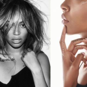 Beyonce Flash Tattoo Collaboration - BellaNaija - August2015009