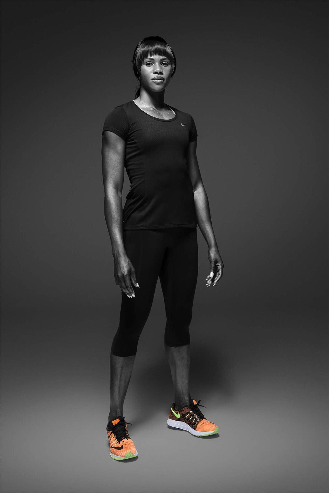 Blessing Okagbare Nike #AfricaSoFast Campaign - BellaNaija - July2015