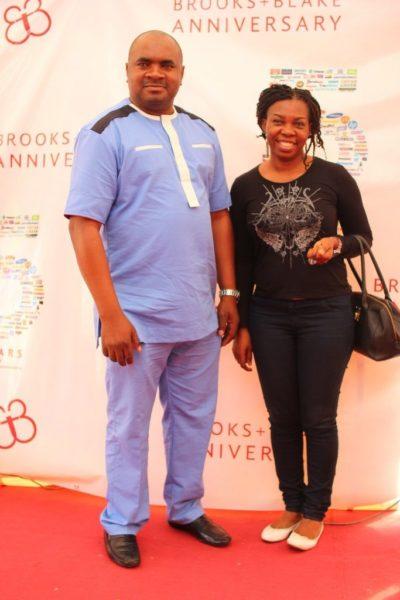 Innocent Oboh & Nkem Anyabuike