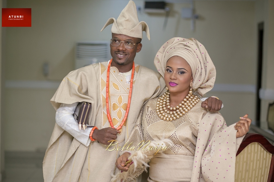 Bukky & Kayode Yoruba Traditional Engagement in Lagos, Nigeria-BellaNaija Weddings-Atunbi Photo-149