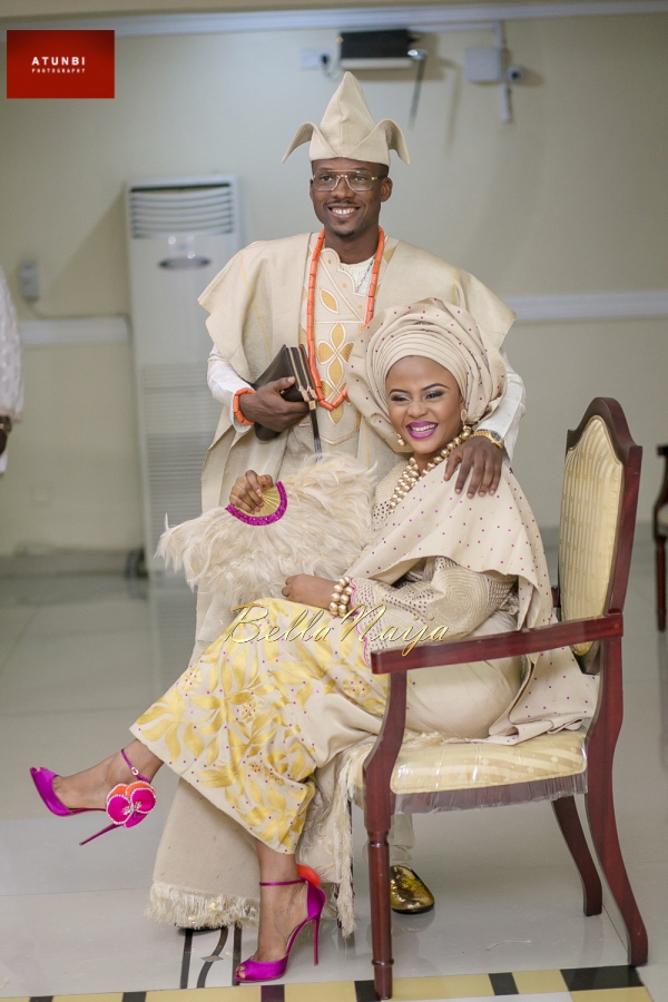 Bukky & Kayode Yoruba Traditional Engagement in Lagos, Nigeria-BellaNaija Weddings-Atunbi Photo-157