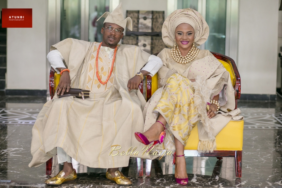 Bukky & Kayode Yoruba Traditional Engagement in Lagos, Nigeria-BellaNaija Weddings-Atunbi Photo-163