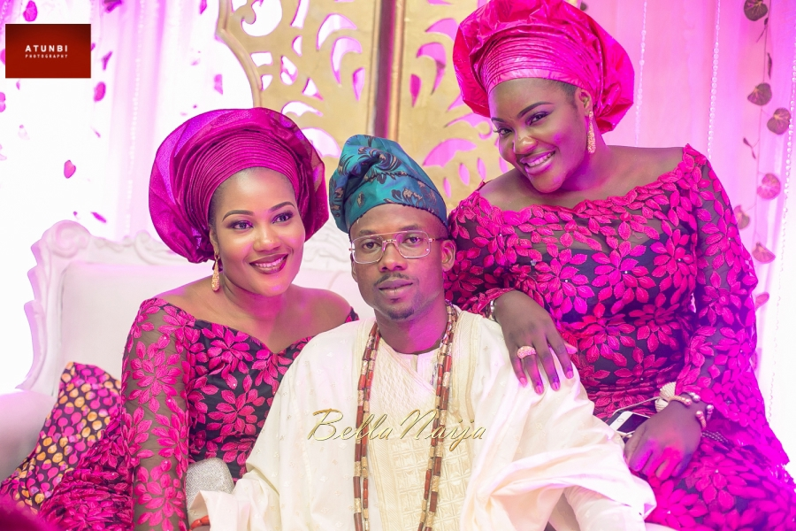 Bukky & Kayode Yoruba Traditional Engagement in Lagos, Nigeria-BellaNaija Weddings-Atunbi Photo-455