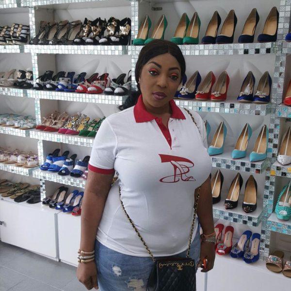 CEO Larrit Shoe Village   Omolara Olukotun