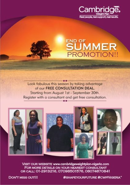 CWP End of Summer Handbill