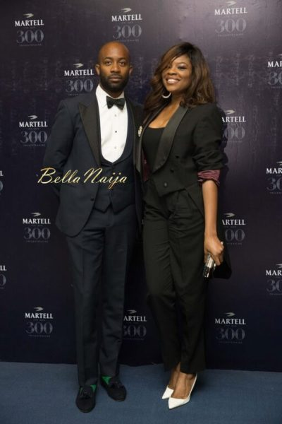 Chin Okeke & Kemi Adetiba