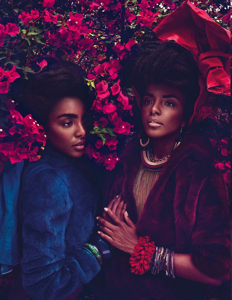 Cipriana and TK Quann for Condé Nast Traveller UK - BellaNaija - August 2015003