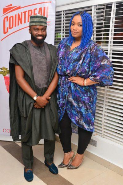 Noble Igwe & Taje Prest