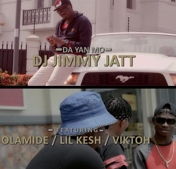 DJ Jimmy Jatt feat. Olamide, Lil Kesh & Viktoh - Da Yan Mo - BellaNaija - August - 2015