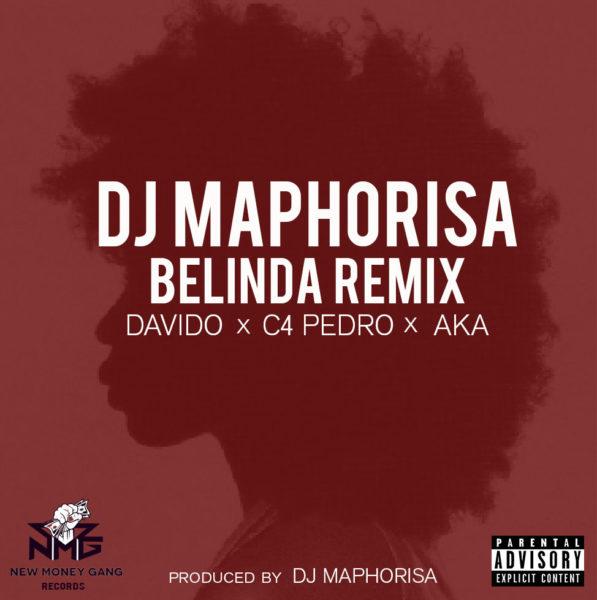 DJ Maphorisa - feat. Davido, AKA, C4Pedro - Belinda (Remix) - BellaNaija - August - 2015
