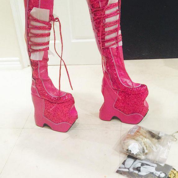 Dencia's Shoe Collection - BellaNaija - August 2015