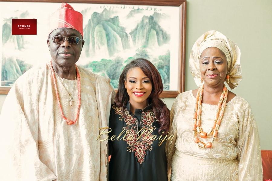 Dolapo Oni & Gbite Sijuwade Traditional Wedding - August 2015 - BellaNaija Weddings - Atunbi -0247