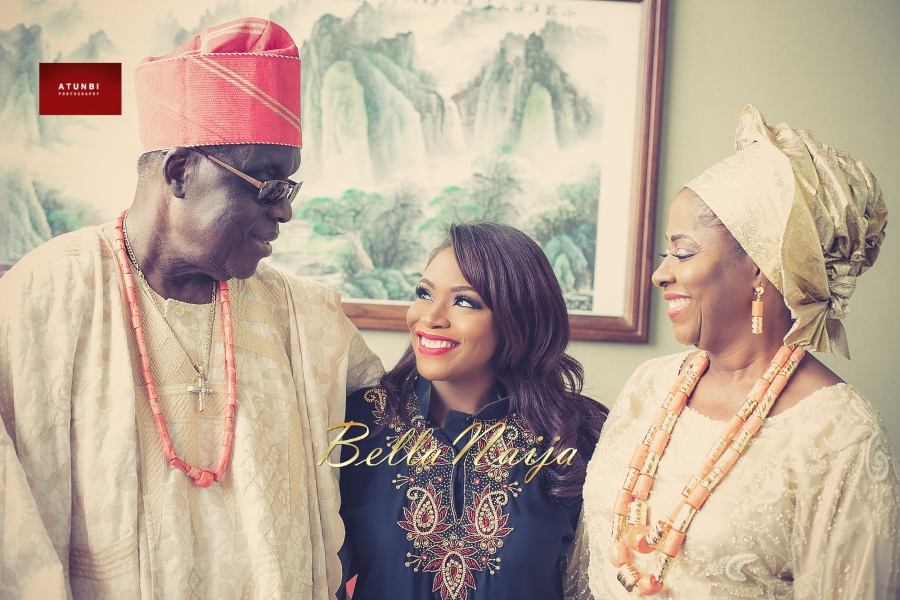 Dolapo Oni & Gbite Sijuwade Traditional Wedding - August 2015 - BellaNaija Weddings - Atunbi -0248