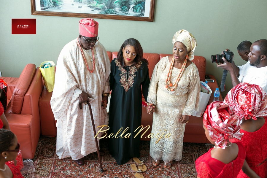 Dolapo Oni & Gbite Sijuwade Traditional Wedding - August 2015 - BellaNaija Weddings - Atunbi -0261
