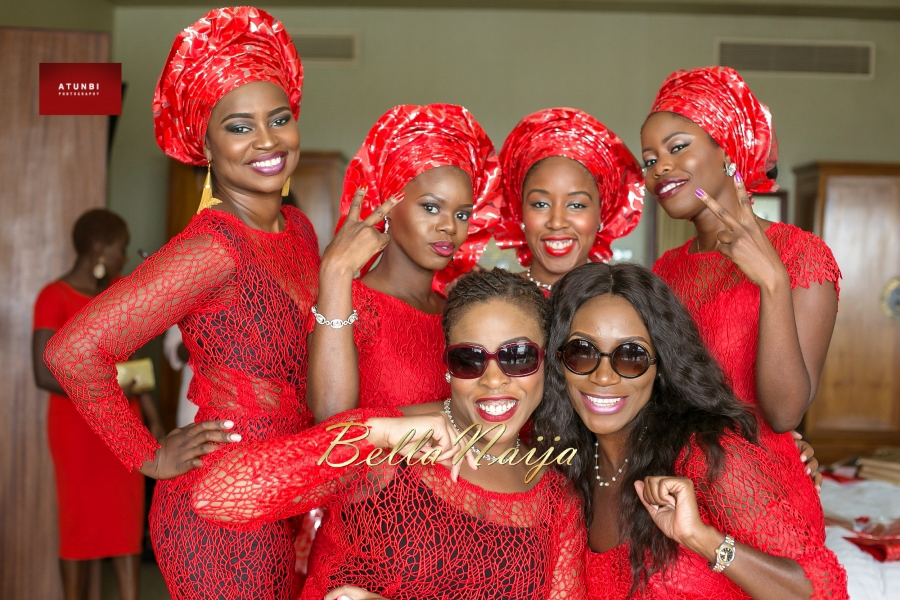 Dolapo Oni & Gbite Sijuwade Traditional Wedding - August 2015 - BellaNaija Weddings - Atunbi -0271