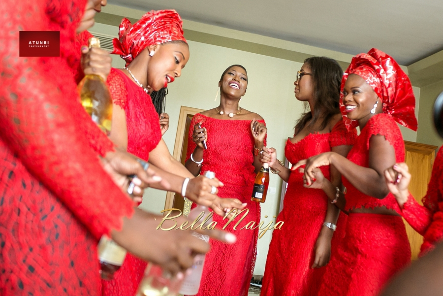 Dolapo Oni & Gbite Sijuwade Traditional Wedding - August 2015 - BellaNaija Weddings - Atunbi -0283