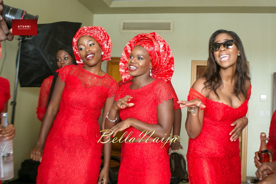 Dolapo Oni & Gbite Sijuwade Traditional Wedding - August 2015 - BellaNaija Weddings - Atunbi -0296