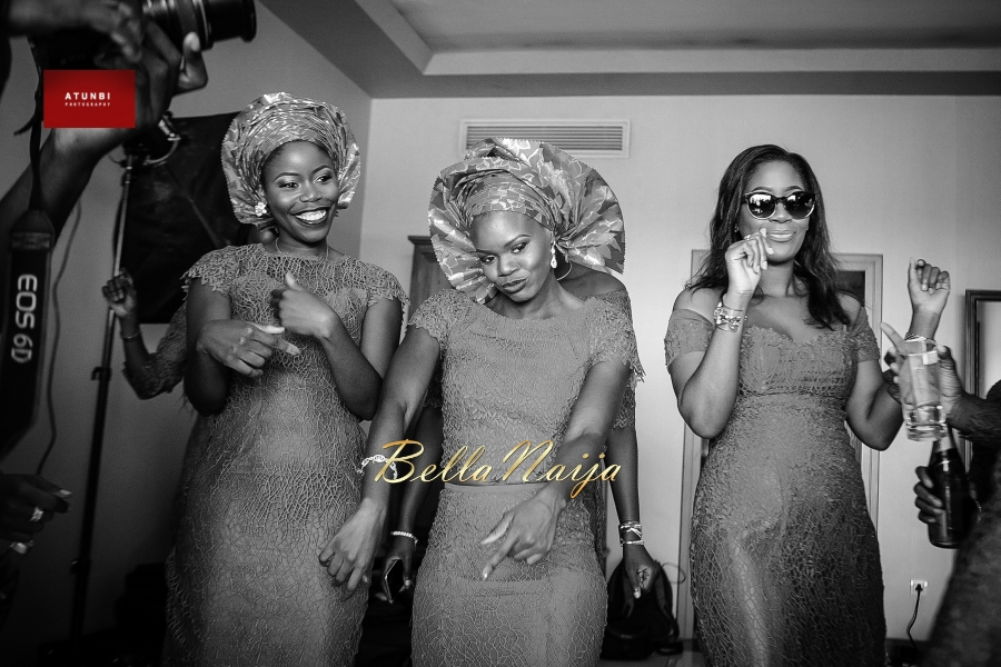 Dolapo Oni & Gbite Sijuwade Traditional Wedding - August 2015 - BellaNaija Weddings - Atunbi -0297