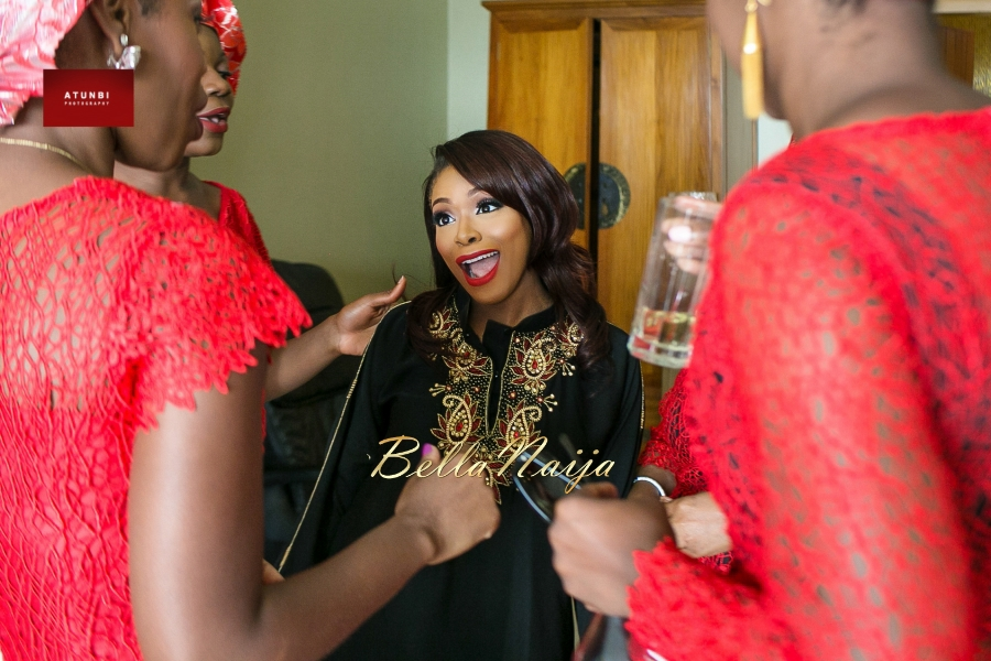 Dolapo Oni & Gbite Sijuwade Traditional Wedding - August 2015 - BellaNaija Weddings - Atunbi -0299