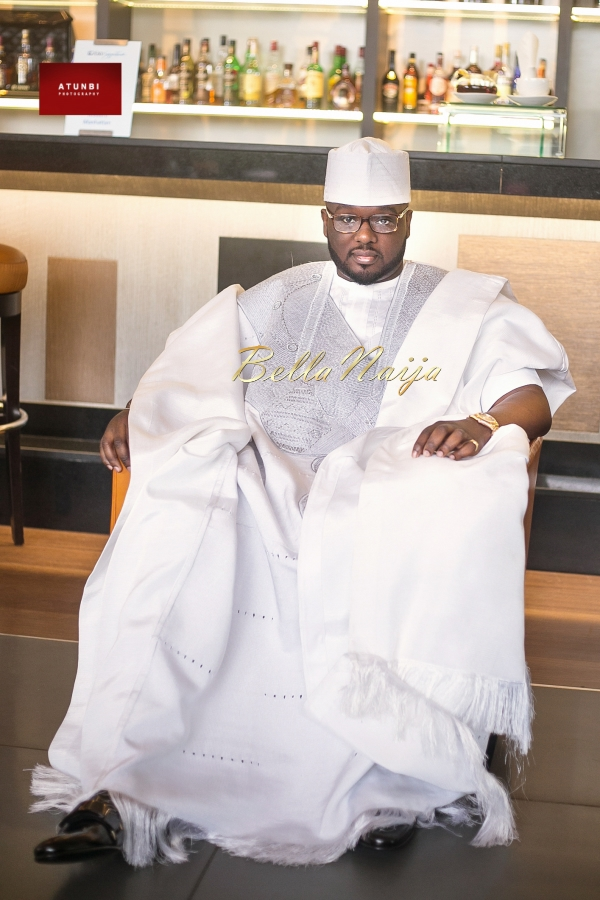 Dolapo Oni & Gbite Sijuwade Traditional Wedding - August 2015 - BellaNaija Weddings - Atunbi -0326