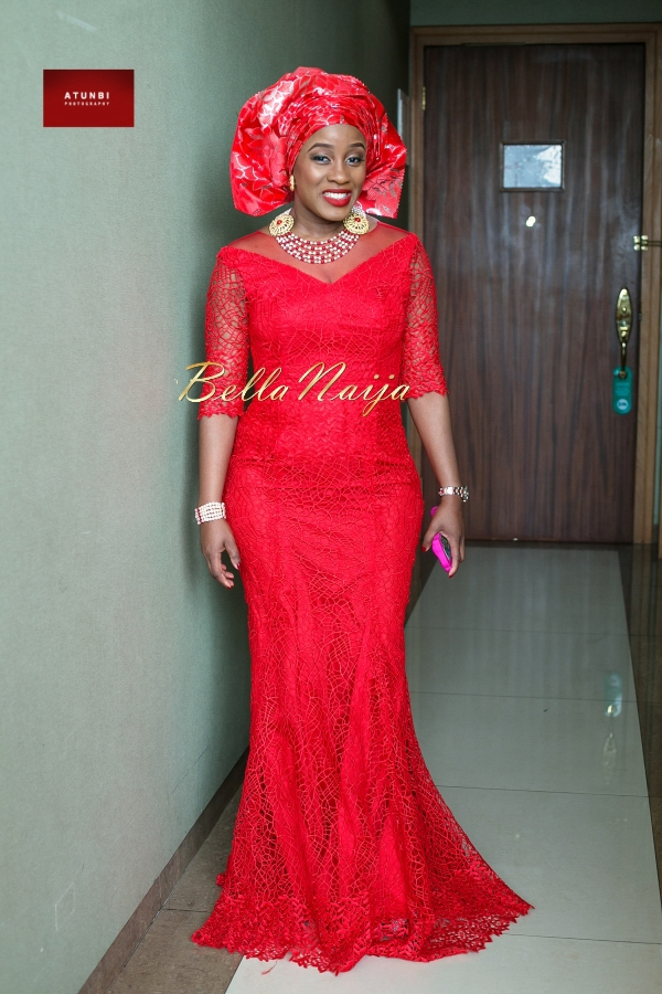 Dolapo Oni & Gbite Sijuwade Traditional Wedding - August 2015 - BellaNaija Weddings - Atunbi -0330