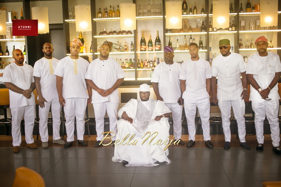 Dolapo Oni & Gbite Sijuwade Traditional Wedding - August 2015 - BellaNaija Weddings - Atunbi -0331
