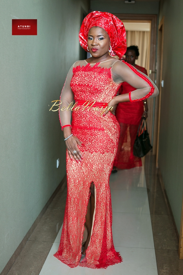Dolapo Oni & Gbite Sijuwade Traditional Wedding - August 2015 - BellaNaija Weddings - Atunbi -0332