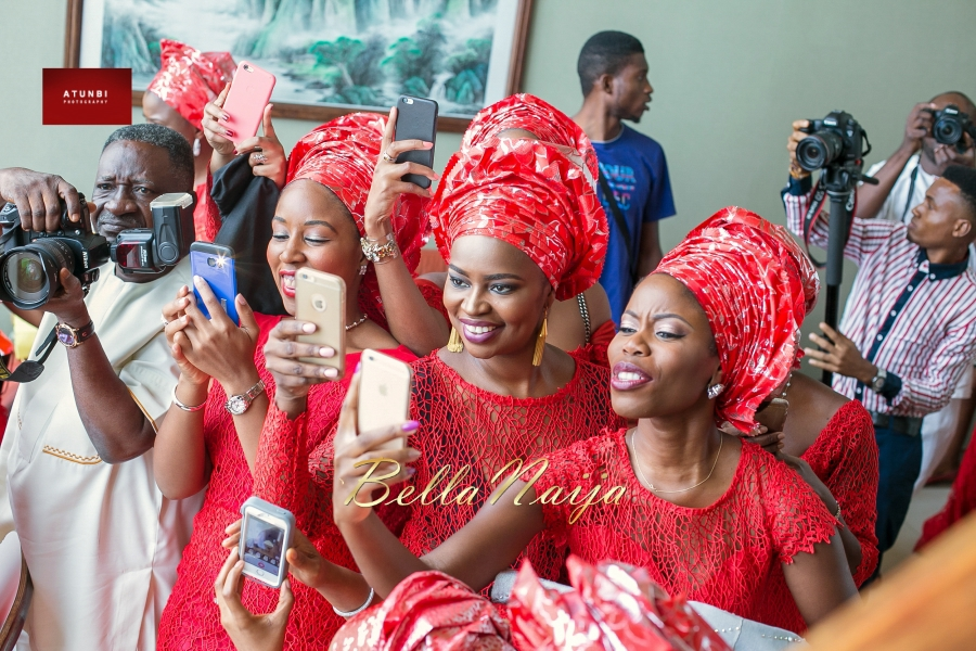 Dolapo Oni & Gbite Sijuwade Traditional Wedding - August 2015 - BellaNaija Weddings - Atunbi -0356