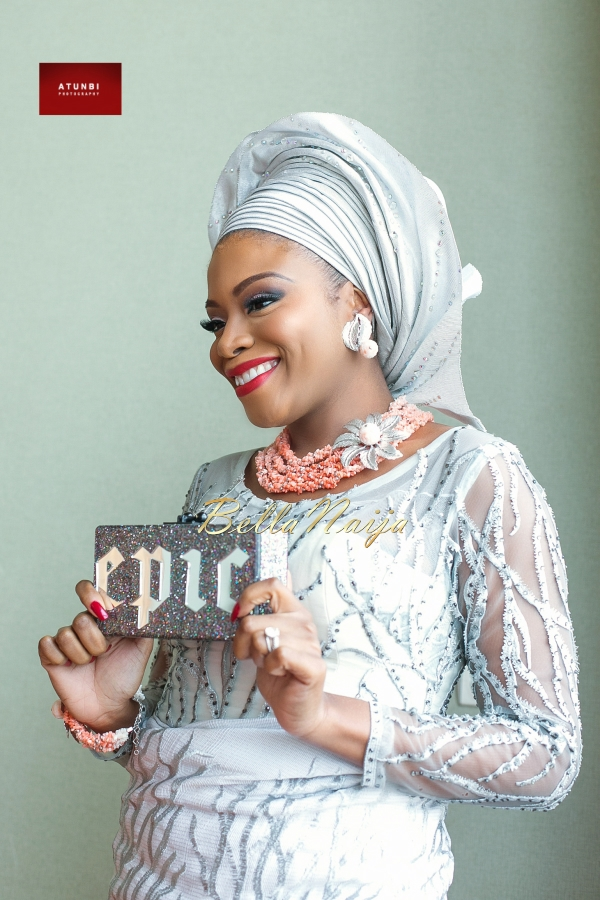 Dolapo Oni & Gbite Sijuwade Traditional Wedding - August 2015 - BellaNaija Weddings - Atunbi -0358