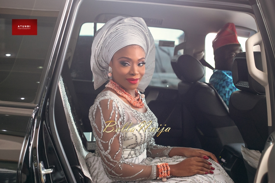 Dolapo Oni & Gbite Sijuwade Traditional Wedding - August 2015 - BellaNaija Weddings - Atunbi -0365