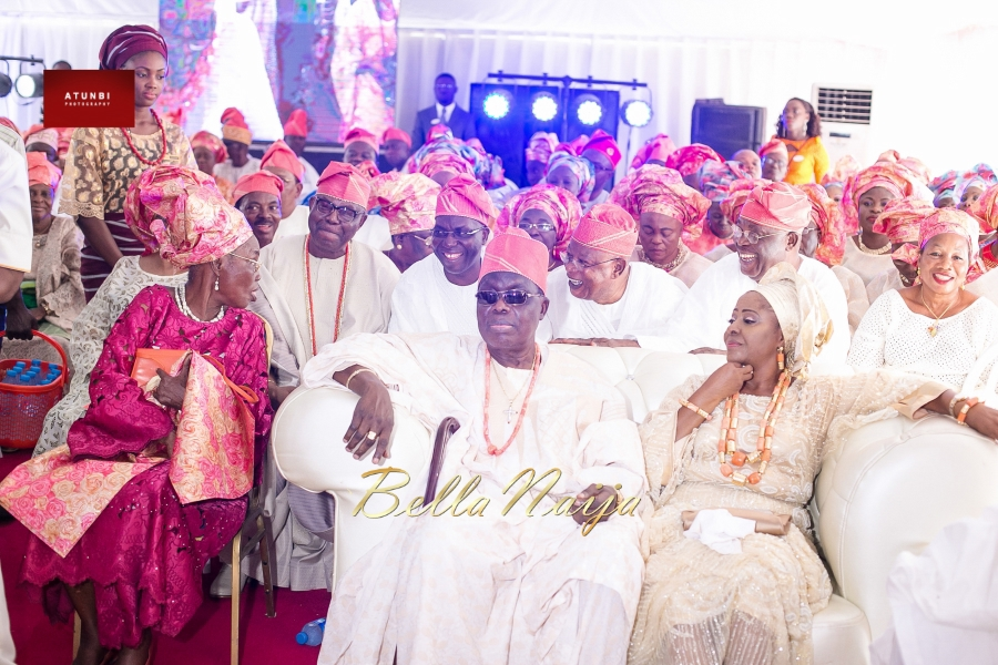 Dolapo Oni & Gbite Sijuwade Traditional Wedding - August 2015 - BellaNaija Weddings - Atunbi -0390