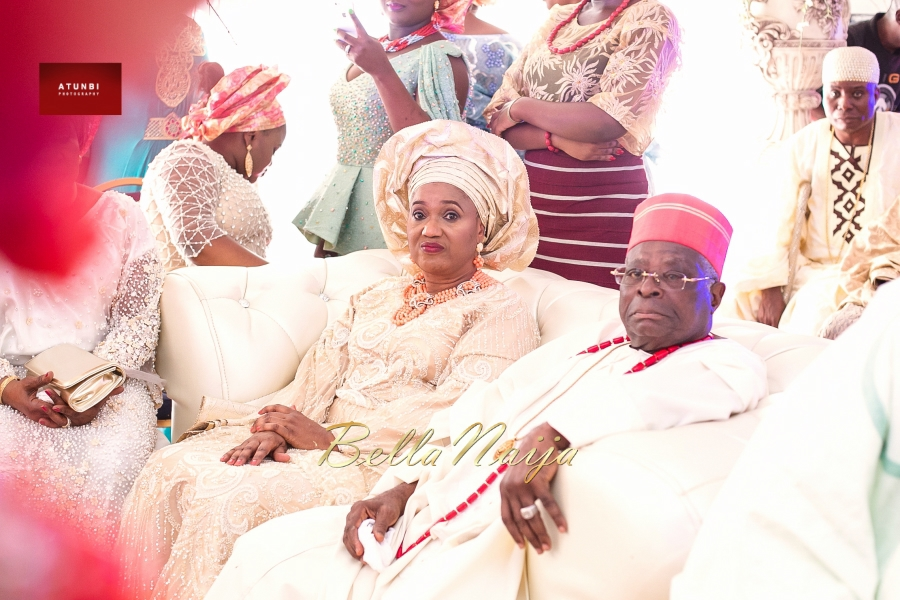 Dolapo Oni & Gbite Sijuwade Traditional Wedding - August 2015 - BellaNaija Weddings - Atunbi -0396