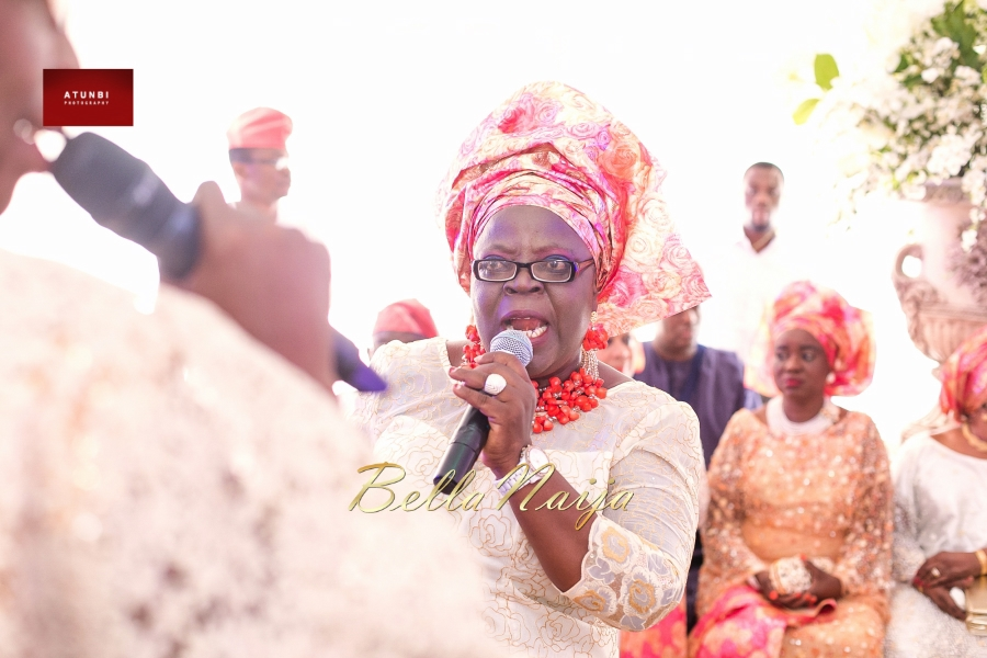 Dolapo Oni & Gbite Sijuwade Traditional Wedding - August 2015 - BellaNaija Weddings - Atunbi -0404
