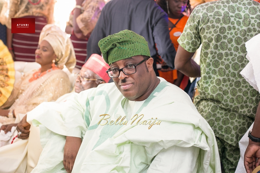 Dolapo Oni & Gbite Sijuwade Traditional Wedding - August 2015 - BellaNaija Weddings - Atunbi -0428