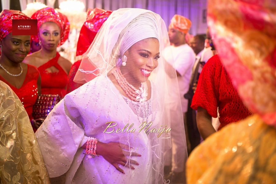 Dolapo Oni & Gbite Sijuwade Traditional Wedding - August 2015 - BellaNaija Weddings - Atunbi -0433