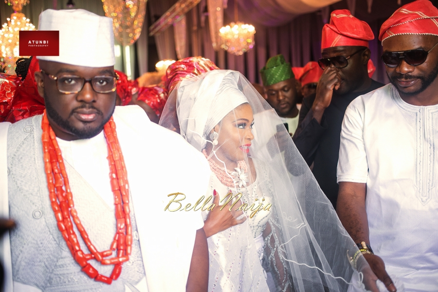 Dolapo Oni & Gbite Sijuwade Traditional Wedding - August 2015 - BellaNaija Weddings - Atunbi -0436