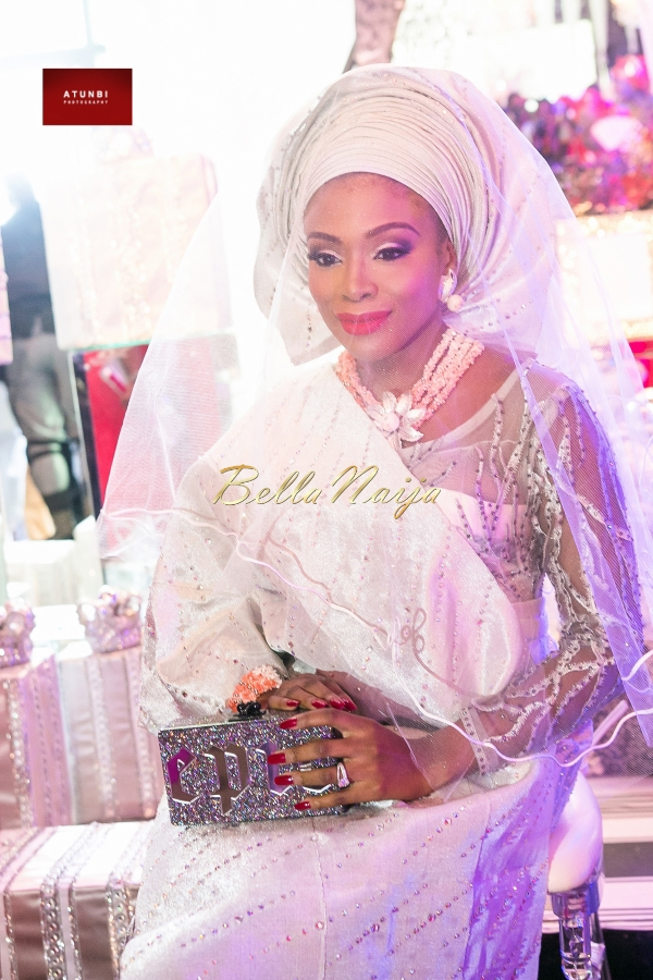 Dolapo Oni & Gbite Sijuwade Traditional Wedding - August 2015 - BellaNaija Weddings - Atunbi -0450
