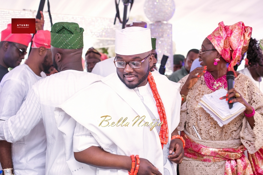 Dolapo Oni & Gbite Sijuwade Traditional Wedding - August 2015 - BellaNaija Weddings - Atunbi -0470