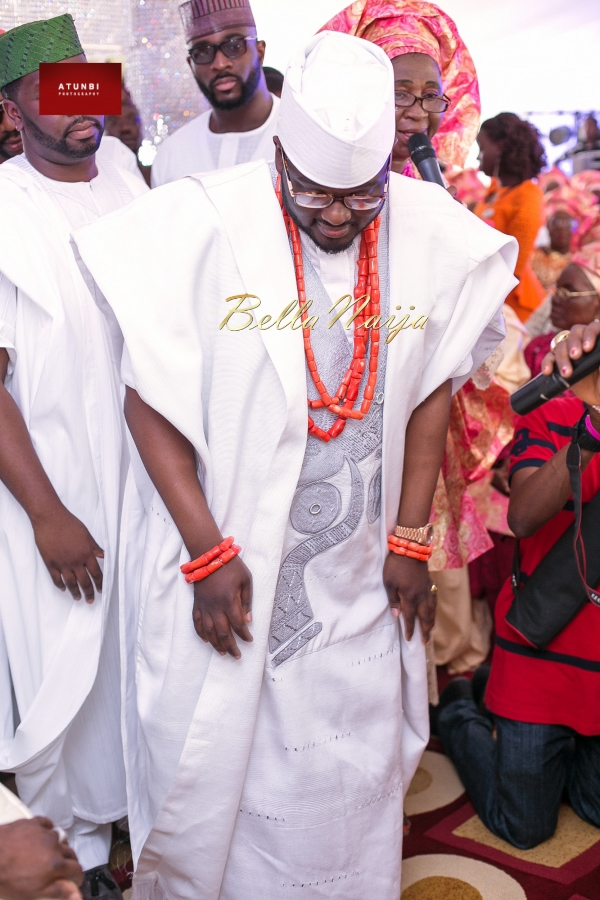 Dolapo Oni & Gbite Sijuwade Traditional Wedding - August 2015 - BellaNaija Weddings - Atunbi -0481