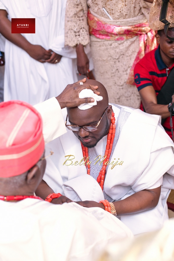 Dolapo Oni & Gbite Sijuwade Traditional Wedding - August 2015 - BellaNaija Weddings - Atunbi -0483