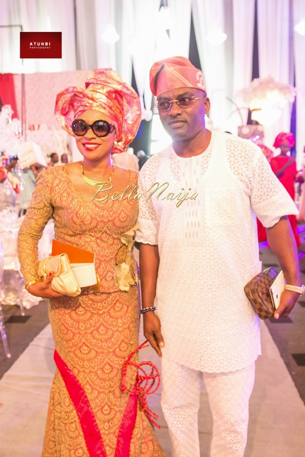 Dolapo Oni & Gbite Sijuwade Traditional Wedding - August 2015 - BellaNaija Weddings - Atunbi -0489
