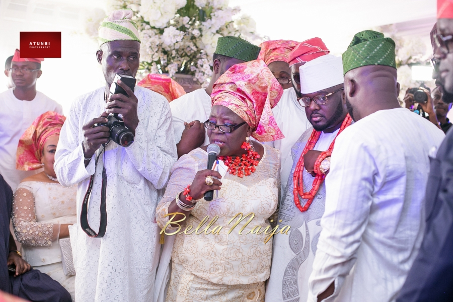Dolapo Oni & Gbite Sijuwade Traditional Wedding - August 2015 - BellaNaija Weddings - Atunbi -0496