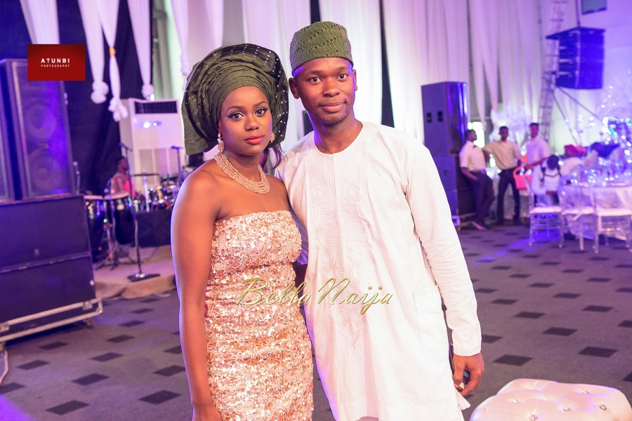 Dolapo Oni & Gbite Sijuwade Traditional Wedding - August 2015 - BellaNaija Weddings - Atunbi -0516