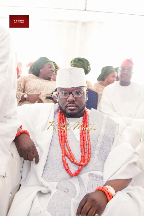 Dolapo Oni & Gbite Sijuwade Traditional Wedding - August 2015 - BellaNaija Weddings - Atunbi -0518