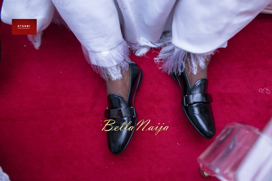 Dolapo Oni & Gbite Sijuwade Traditional Wedding - August 2015 - BellaNaija Weddings - Atunbi -0519
