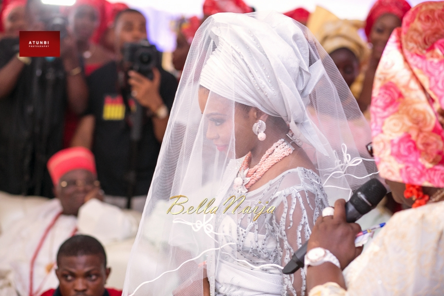 Dolapo Oni & Gbite Sijuwade Traditional Wedding - August 2015 - BellaNaija Weddings - Atunbi -0552